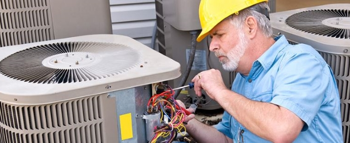 ac service and repair mesa